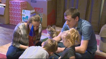 Oregon City family who lost life savings will have a home in time for Christmas