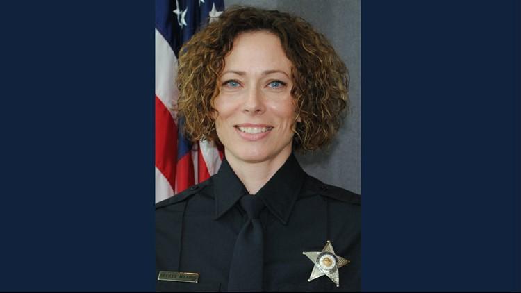 Salem Police Officer Michelle Pratt