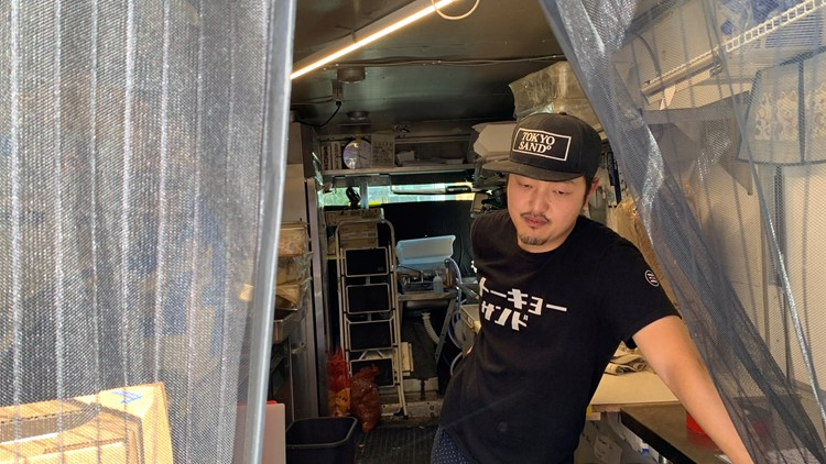 Food truck operators in downtown Portland struggling to keep businesses afloat