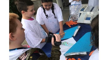Oregon kids' mini-boats brave the Pacific to connect cultures