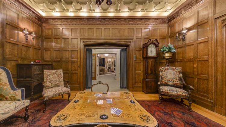 Take A Virtual Tour Of Portland S Pittock Mansion Ktvb Com