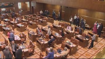 Walkouts in Oregon politics are rare but not unprecedented
