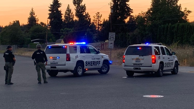 Suspect in shooting of Clark County detective faces aggravated murder charge