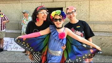10-year-old Oregon drag queen outshines online vitriol
