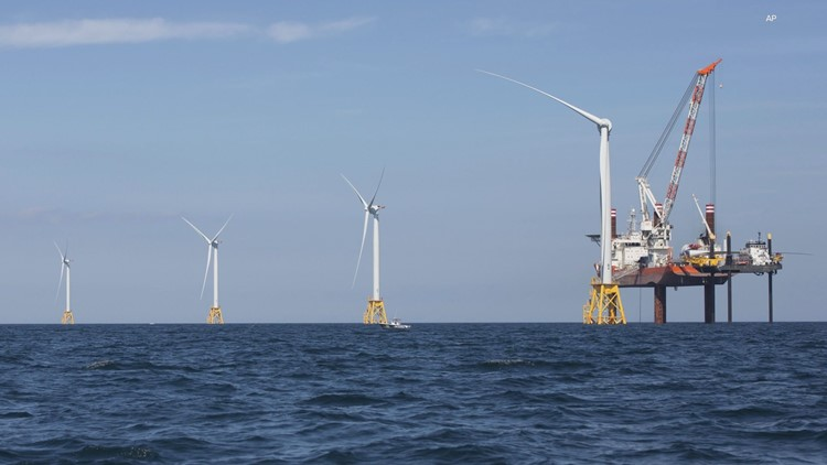 Offshore wind farm likely coming to the Oregon Coast