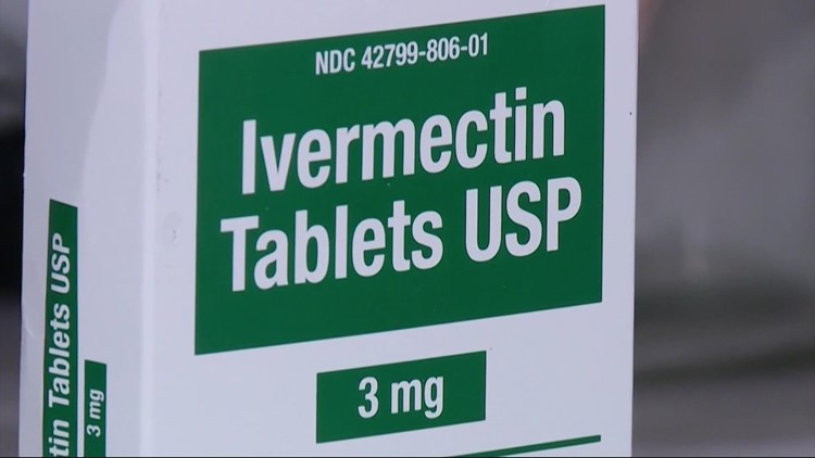 5 Oregonians hospitalized after taking ivermectin for COVID-19