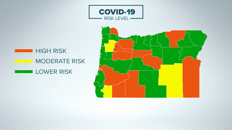 Malheur County among 11 Oregon counties to stay at high COVID risk level