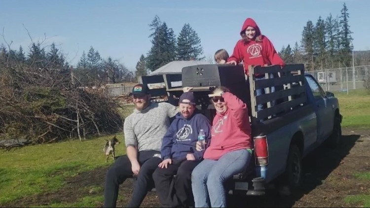7 months after wildfires, camp for Oregonians with disabilities still waiting on cleanup