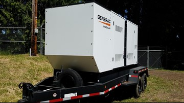 Feds say $130,000 emergency generator for Oregon disaster response didn't work