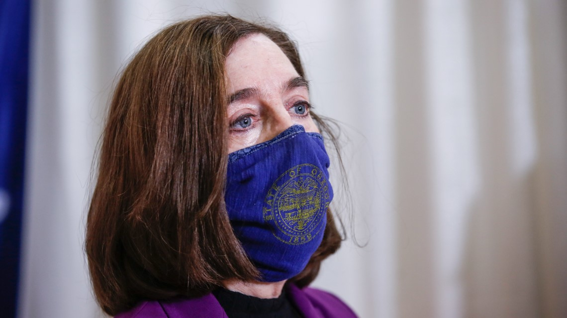 'I chose to save lives': Oregon Gov. Brown defends decision to move 15 counties to extreme risk