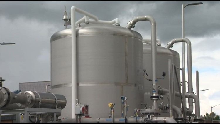 Oregon plant turns poop into electricity and heat