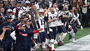 Patriots, Tom Brady win low-scoring Super Bowl 53