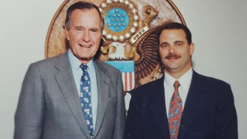 'I lost a friend': Bush 41's Secret Service agent reflects on friendship with president