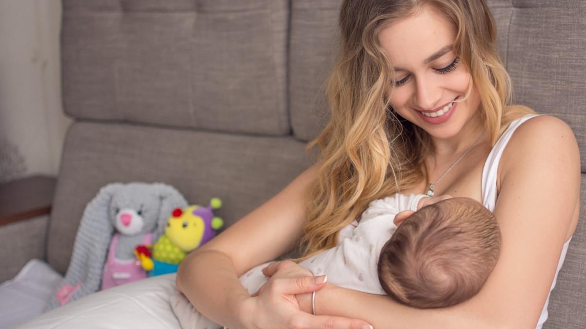 Study: Breastfeeding mothers produce COVID-19 antibodies - KTVB.com