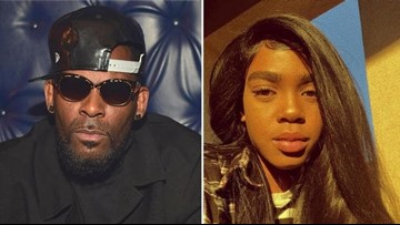 R. Kelly's estranged daughter speaks out, calls her dad a 'monster'