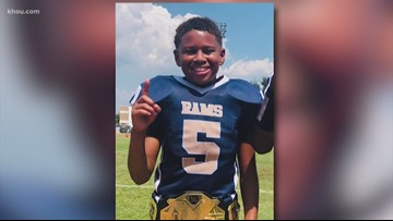 'It's like a bad, bad, bad dream' | Family heartbroken over death of 11-year-old who collapsed at football event
