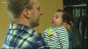 Widow shares warning after new dad electrocuted in Washington