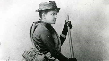First woman to summit Mount Rainier reached peak 128 years ago Friday