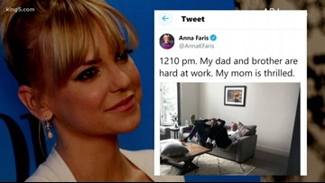 Washington native Anna Faris, family 'lucky to be alive' after Lake Tahoe carbon monoxide exposure