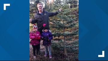 Good Samaritan helps 4-year-old twin girls after their father was killed in Whidbey Island, Washington crash