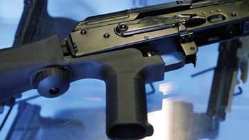 Washington state buying rifle bump stocks from residents for $150