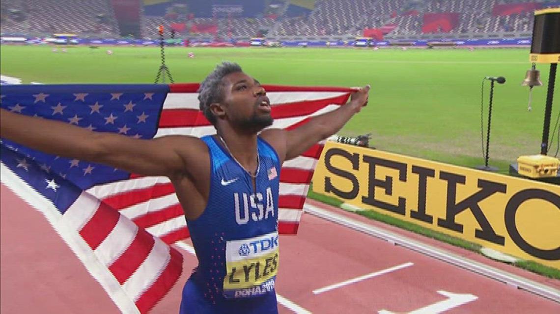 US Olympic profile: Noah Lyles