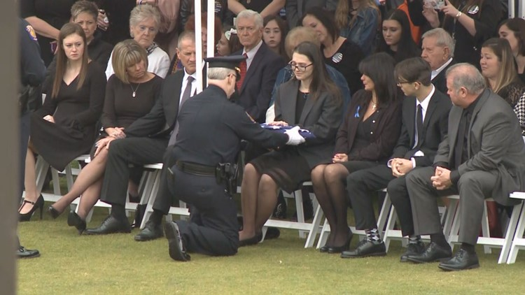 Surviving cancer priced fallen officer out of life insurance policy