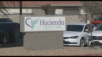 Hacienda Healthcare CEO resigns after woman in vegetative state gives birth at Phoenix care facility