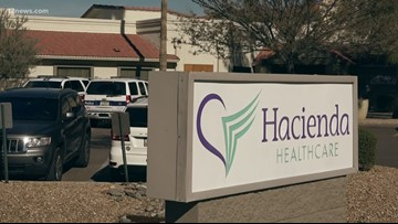 'Baby's not breathing, baby is blue!': 911 call from birth at Hacienda Healthcare released