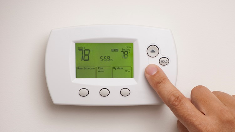 Keep your house at 78 degrees to save energy during hot months, federal program recommends