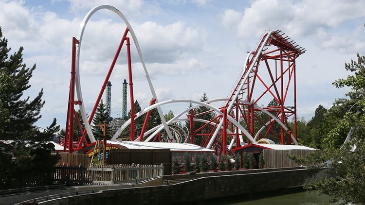 We have liftoff: Silverwood's new roller coaster, Stunt Pilot, opens Saturday