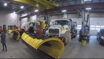 ITD mechanics work 24/7 to keep plows working during snow storms