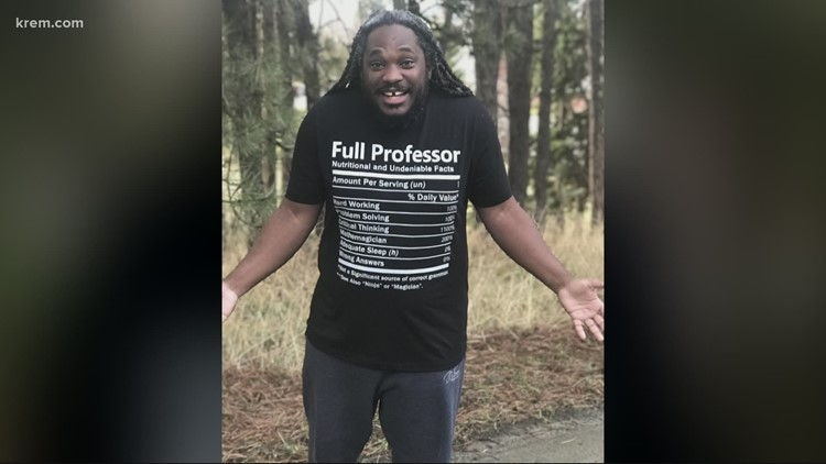 Meet the first African American man promoted to full professor at University of Idaho