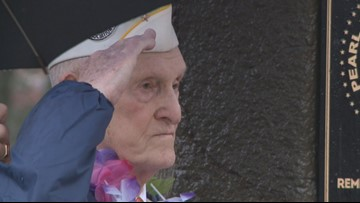 Days before passing, Spokane Pearl Harbor survivor remained 'happy and healthy'