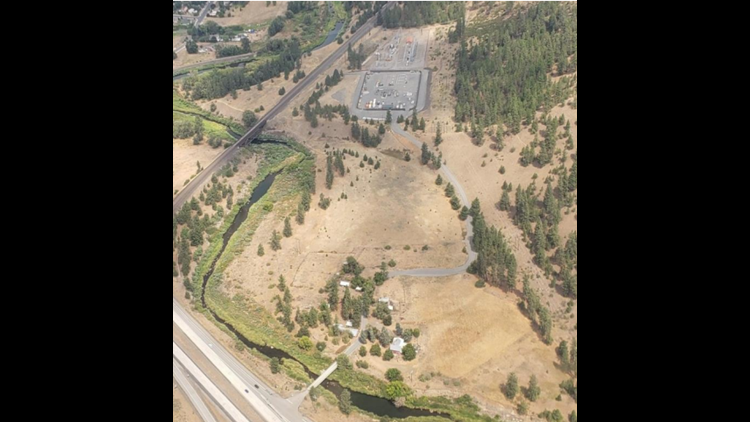 Coeur d' Alene Tribe buys Latah Creek property, plans to enhance land for ecological value