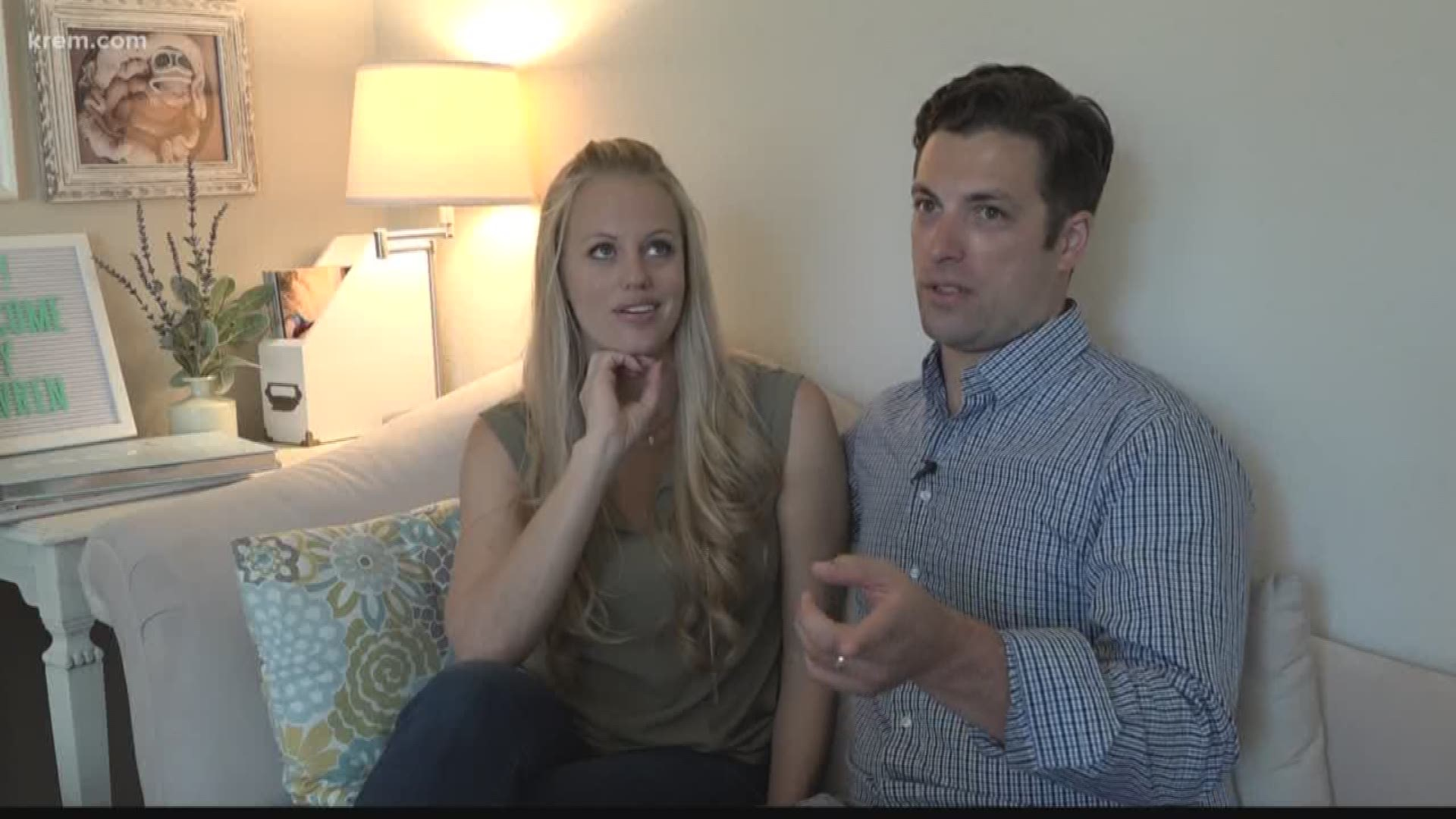 Air Force Couple Featured On House Hunters Struggled With Spokane S Tight Housing Market Ktvb Com