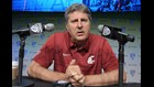 WSU coach Mike Leach offers hilarious advice to reporter getting married