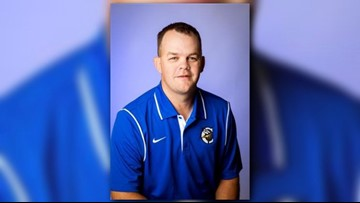Wife of Coeur d'Alene high school principal who died by suicide speaks out