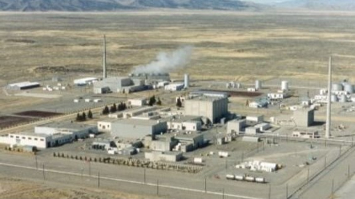 Layoffs planned at Idaho nuclear waste processing project