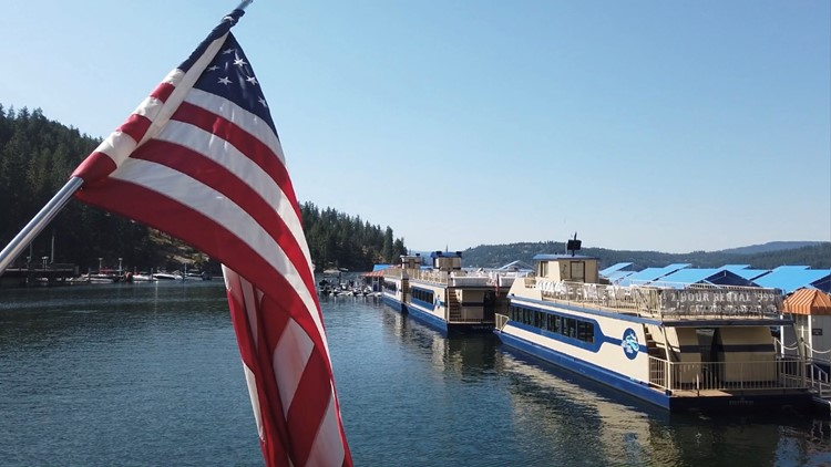 Gov. Little establishes new committee to protect the health of Lake Coeur d'Alene