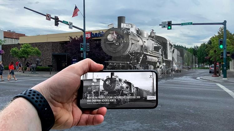 Coeur d'Alene entrepreneur develops app that lets people experience history in 3D