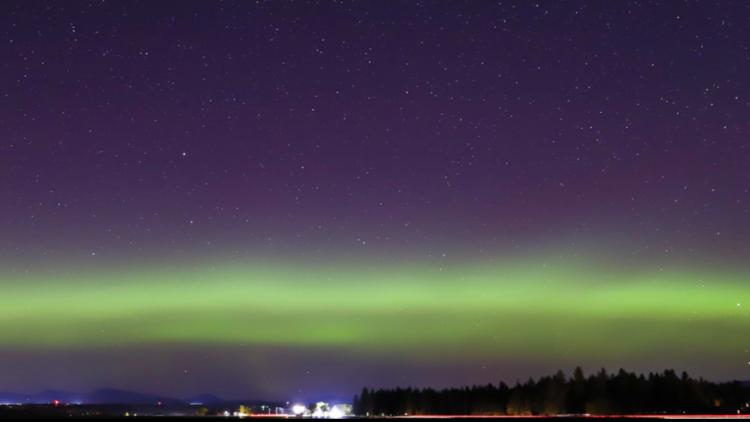 Why the Northern Lights danced across Eastern Washington and North Idaho skies
