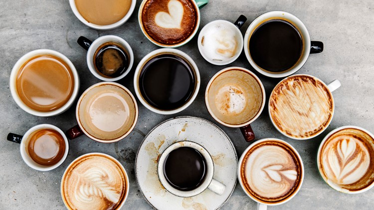 Where you can get a free cup of coffee on National Coffee Day