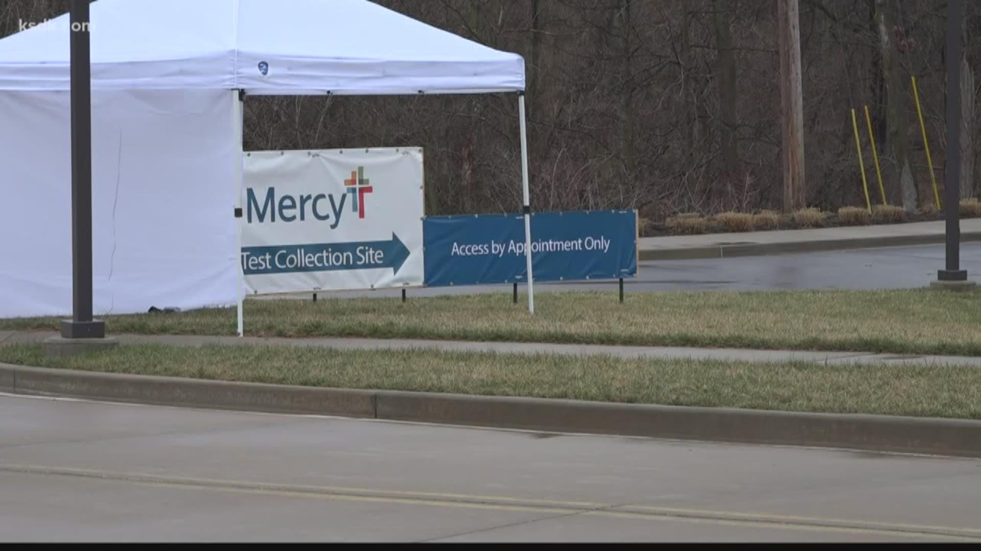 Mercy Health opening more drive-thru coronavirus test ...