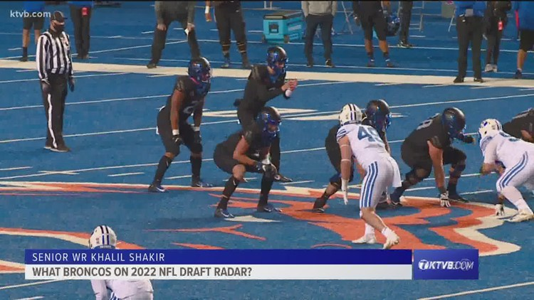 Boise State players already on the 2022 NFL Draft radar