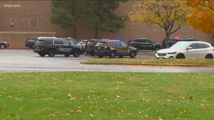 Tiroteo en centro comercial de Idaho deja 2 personas muertas y 4 heridas, incluyendo un official de policia