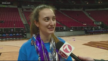Boise State women's basketball team looks forward to NCAA Tournament following winning the MW conference title