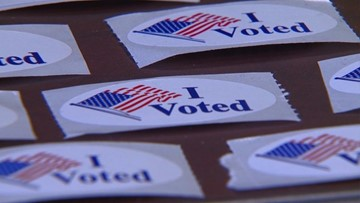 Idaho redesigning 'I Voted' stickers for women's suffrage anniversary