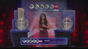 Powerball drawing for Wednesday, March 6