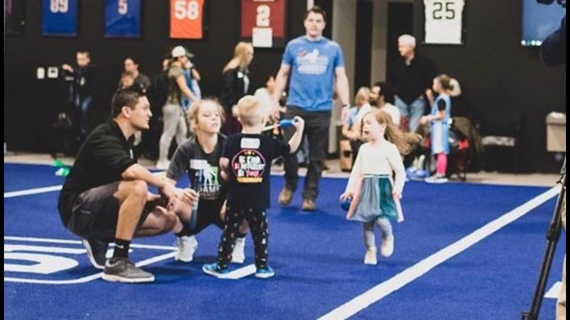 7's Hero: Little Game Changers offers preschoolers with disabilities the opportunity to play sports for free